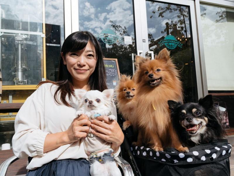 保護活動にも熱心な飼い主さんが、わんちゃんたちの「健康」のために続けていること<PR>