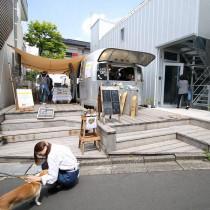 動物医療に新風!カフェ&ペットサロン併設の動物病院『hiff cafe tamagawa』